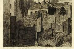 Rue-Coupe-Gueule-Mur-de-la-chapelle-des-Jacobins-1850-démolition