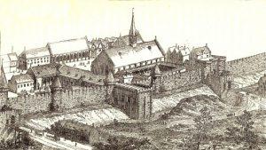 Ancien couvent Saint-Jacques