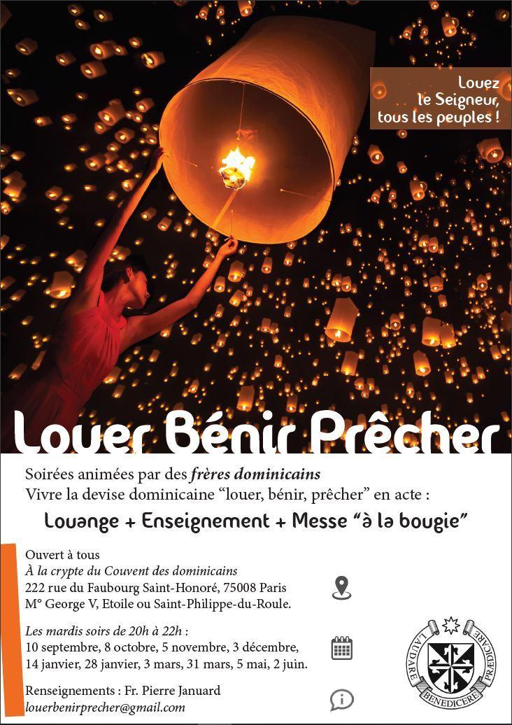 Louer Bénir Prêcher @ Crypte du Couvent de l'Annonciation | Paris | Île-de-France | France